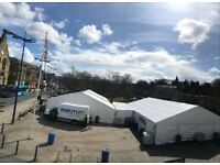 Marquee Hire for Yorkshire and north of England - Guaranteed best price!