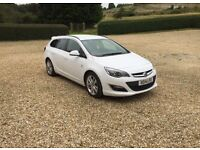 Vauxhall Astra 1.7 CDTi ecoFLEX 16v SRi 5dr (startstop)
