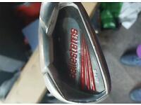 Golf iron set 5-pw (7 iron is golden bear)