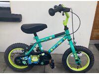 Marvin the monkey bike Halfords Apollo age 2-4