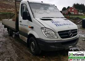 Mercedes Sprinter 09 ***BREAKING PARTS AVAILABLE