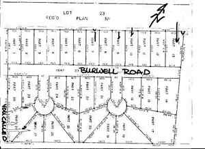 Two Building Lots For Sale Stratford Kitchener Area image 6