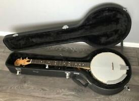 Gold tone cc100r resonator banjo