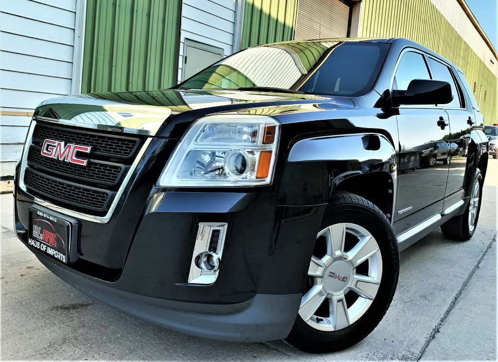 2012 GMC Terrain, BLACK with 141377 Miles available now!