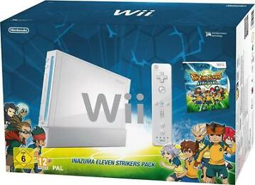 WiiGameShopper.nl | Inazuma Eleven Strikers Wii Pack in doos