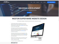 Weston Super Mare Web Design and SEO from £150 - Arken Marketing