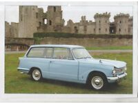 Clasic Triumph Herald Estate For Sale