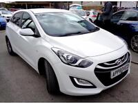HYUNDAI I30 1.6 ACTIVE CRDI 5d AUTO 109 BHP Apply for finance (white) 2013