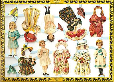 lder Kinder & Kleider MLP A80 Nr.8 (Kleid Mlp)