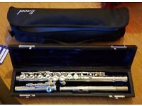 Excel tenor Flute model 701798 ideal starter instrument