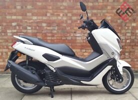SOLD!! Yamaha Nmax 125cc (16 REG), Excellent condition Condition, 9 months warranty! One owner!