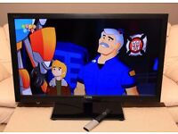 """Very nice 42"""" LED FULL HD 3D TV, fully working."""
