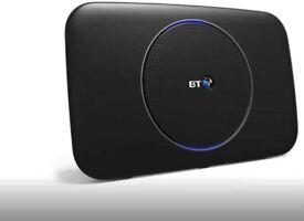 BT Smart Hub 2 1000 Mbps Dual Band Fibre Wireless Gigabit Router (091301)