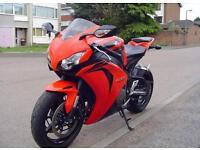2008 Honda Fireblade