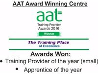 AAT Accounting Training + Work Experience (Alternative to University) AAT Starts 11/7/2016 Enrol !