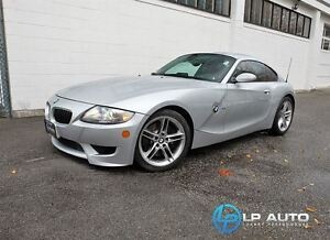 2007 BMW Z4 M Coupe Premium and Navigation