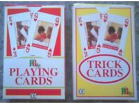 2 Packs Of 'PG Tips' Picture Playing Cards (boxed)