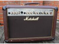 MARSHALL AS50D acoustic amp - £125