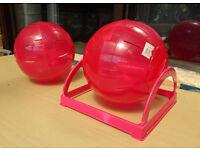 excersize balls