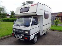 Bedford Nipper Elddis Campervan 1990 Excellent Condition & New MOT ( Rascal / Bambi )