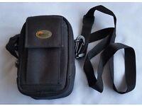 Lowepro Z20 Black Nylon Camera Bag With Strap
