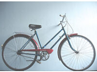 Beautiful Lightweight Dutch Style Vintage 3 speed, Serviced
