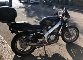 Honda Bros 650 in good condition for sale