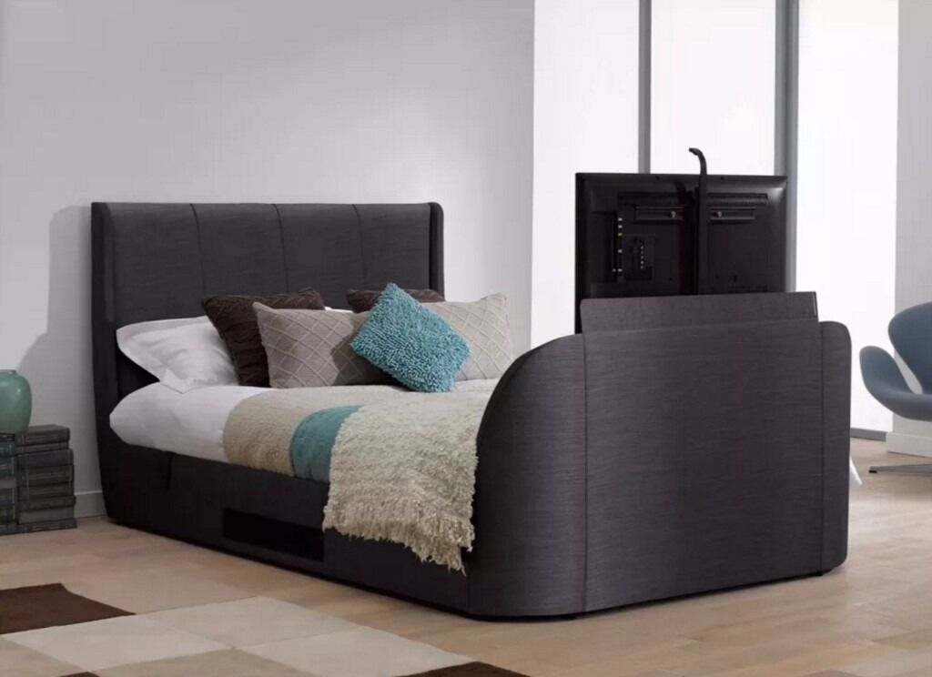 Best Tv Beds With Built In Tvs Coolest Media Furniture ...