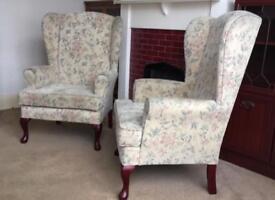 HSL Buckingham Standard Fireside Chairs