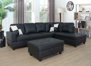 BRAND NEW SECTIONAL SOFA AT WHOLESALE PRICE(OPTION TO PAY ON DELIVERY)