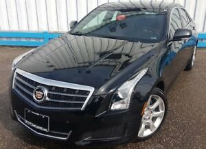 2013 Cadillac ATS 2.0T *6-SPEED MANUAL*