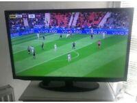 "Samsung Series 4 UE32EH4000 HD Ready 32"" LED TV."