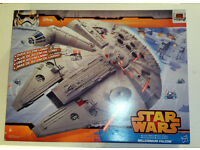 Hasbro Star Wars Millennium Falcon Kit for Conversion or Play Over 2ft HUGE!
