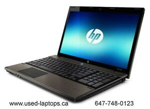 HP Probook 4520s 15.6' laptop(i3/4G/250G/Webcam/HDMI) is on sale for $199!