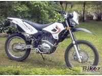 Honda CG 125 / SAIMOTO ENDURO ENGINE