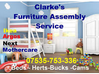 Fast - Friendly - Reliable Service From Experienced Flat Pack Furniture Assemblers