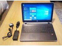 "HP Pavilion 15 - Quad-Core A8, 8GB, Radeon R5 Graphics, 1TB, 15.6"" Gaming Laptop"