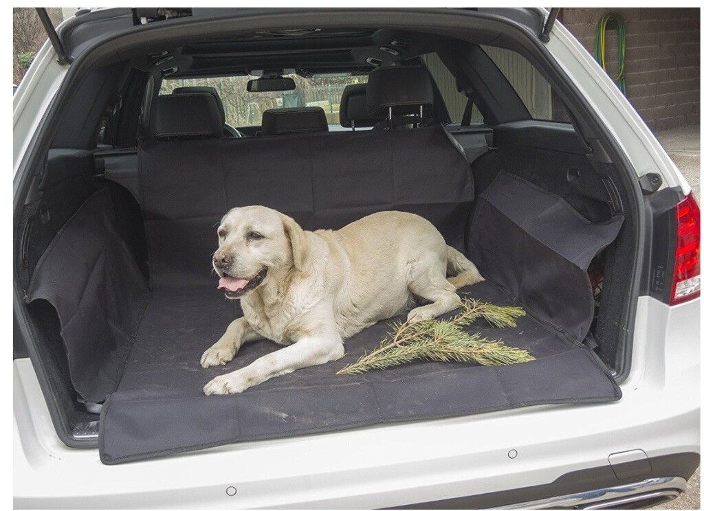 **JUST £6** - Waterproof Car Boot Protector for Dogs - Pets - Garden Rubble - Rubbish - Brand New