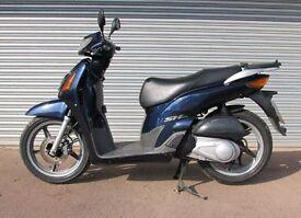 Honda sh 125cc, one owner
