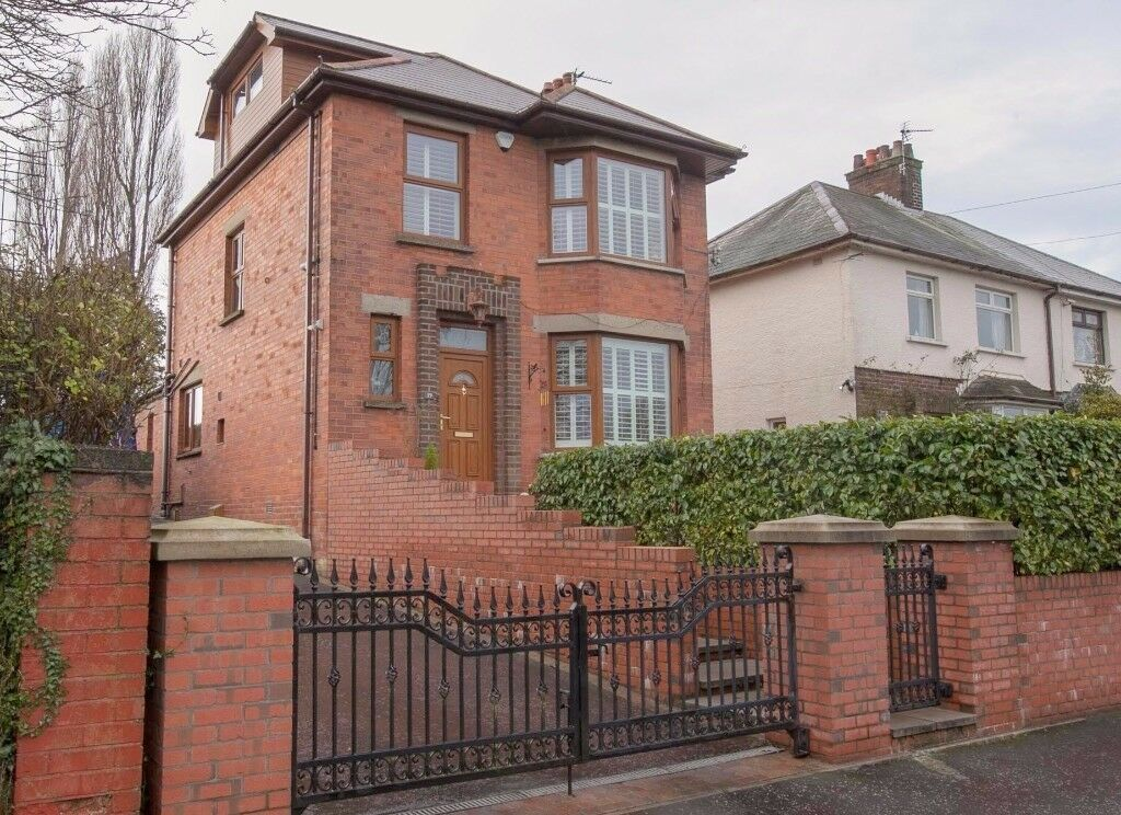 FOR SALE-EXCELLENT DETACHED HOUSE-39 ORPEN PK, BELFAST, BT10 0BN-OFFERS IN THE REGION OF £295,000.00