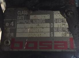 BOSAL Towbar (027-141) Trafic/Primastar