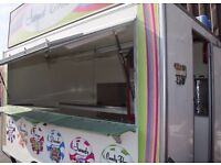 Mobile catering trailer for sale