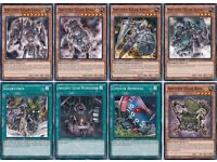 41 Cards Ancient Gear Deck Yugioh  Yu-Gi-Oh! GX Vellian Crowler's* Ancient Gear Dragon/ Machine Deck