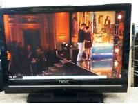 19 inch LCD TV with built-in Freeview