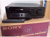 Sony TA-FB930R QS Integrated Amplifier. Boxed. Excellent Condition.