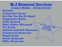 *** M.J REMOVAL SERVICES ***
