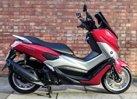 Yamaha Nmax 125, Excellent condition, Only 2772 miles!
