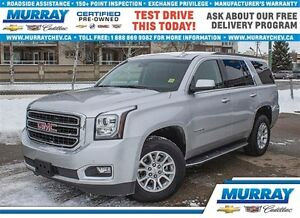 2016 GMC Yukon SLT *4WD *Leather *Heated Seats & Steering *Backu