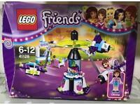 """LEGO 41128 """"Friends Amusement Park Space Ride"""" Construction set"""