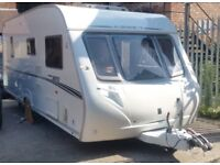 Abbey GTS 418 2007 Touring Caravan **Great Condition**
